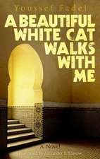 A Beautiful White Cat Walks with Me: A Novel