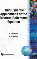 Fluid Dynamic Applications of the Discre