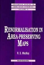Renormalisation in Area-Preserving Maps