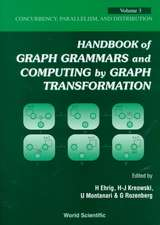 Handbook of Graph Grammars and Computing by Graph Transformations, Vol 3:  Concurrency, Parallelism, and Distribution
