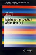 Mechanotransduction of the Hair Cell