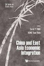 China and East Asian Economic Integration