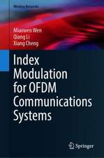 Index Modulation for OFDM Communications Systems