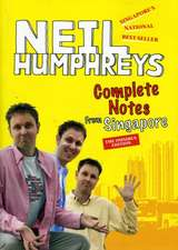 Humphreys, N: Complete Notes from Singapore