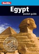 Berlitz: Egypt Pocket Guide