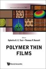 Polymer Thin Films