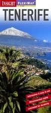 Insight Flexi Map: Tenerife
