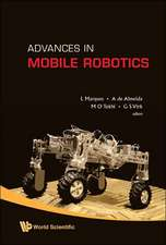 Advances in Mobile Robotics - Proceedings of the Eleventh International Conference on Climbing and Walking Robots and the Support Technologies for Mob
