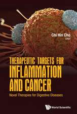Therapeutic Targets for Inflammation and Cancer: Novel Therapies for the Digestive Tract