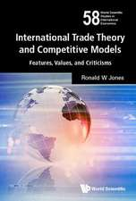International Trade Theory and Competitive Models: Features, Values, and Criticisms