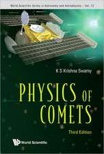 Physics of Comets
