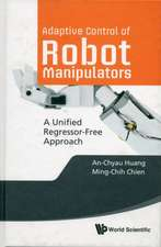 Adaptive Control of Robot Manipulators