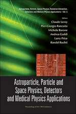 Astroparticle, Particle and Space Physics, Detectors and Medical Physics Applications:  Proceedings of the 11th Conference