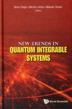 New Trends in Quantum Integrable Systems