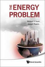 The Energy Problem