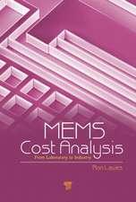 MEMS Cost Analysis