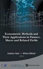 Econometric Methods and Their Applications in Finance, Macro and Related Fields:  Putting Epistemics Into the Mathematics of Games
