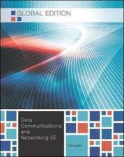 Data Communications and Networking, Global Edition