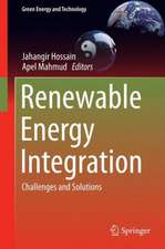 Renewable Energy Integration: Challenges and Solutions