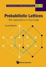 Probabilistic Lattices