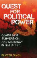 Quest for Political Power