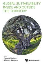 Global Sustainability Inside and Outside the Territory - Proceedings of the 1st International Workshop