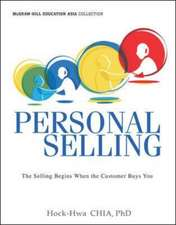 PROFESSIONAL PERSONAL SELLING