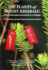 Plants of Mount Kinabalu Part 4: Dicotyledon families Acanthaceae to Lythraceae