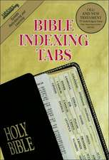 Protestant Bible Tabs Gold